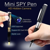 Mini Spy Camera Pen USB